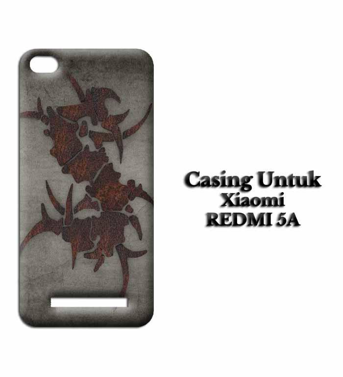 Casing XIAOMI REDMI 5A sepultura dark Hardcase Custom Case Se7enstores