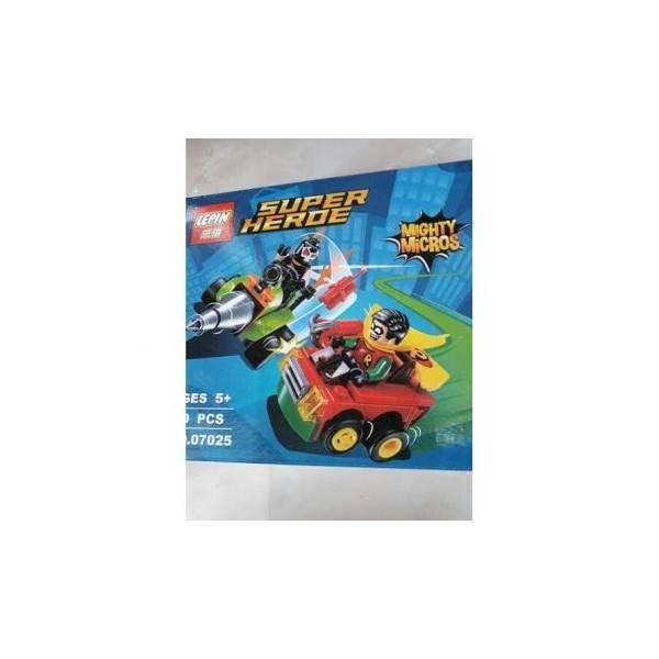 Hot Promo JUAL Lego Kw Super Heroes Mighty Micros Lepin 07025 Mainan Edukasi / Hadiah Ulang Tahun