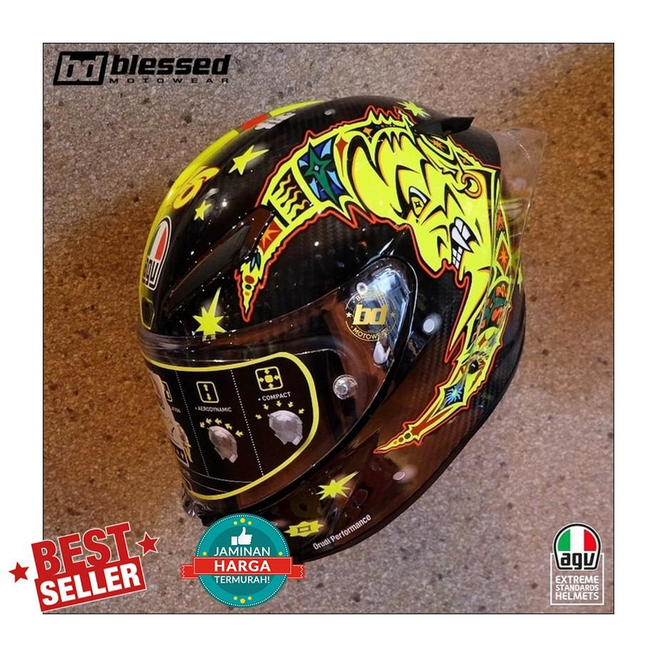 AGV Pista GP-R Valentino Rossi 20 Years Anniversary, Limited Edition