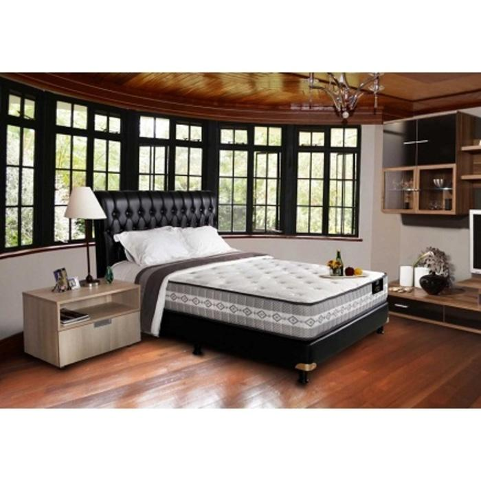 Airland Spring Bed 808 Standard (Latex) 160 Full Set