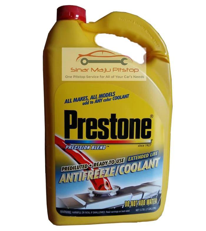 Prestone Coolant / Air Radiator Coolant PRESTONE MERAH Langsung Pakai
