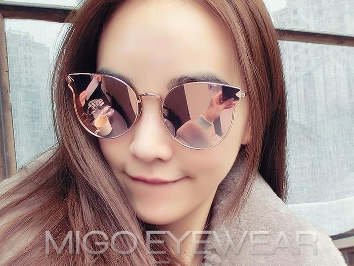 BEST SELLER kacamata artis korean style kc 54 pink