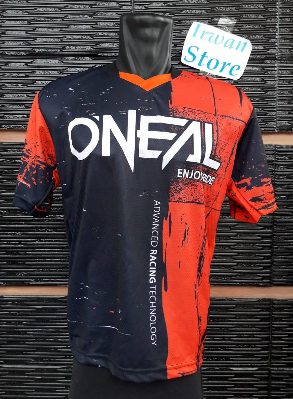 Baju Jersey Sepeda Cross Downhill ONEAL