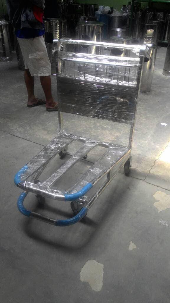 Promo trolley bandara trolley serbaguna Original