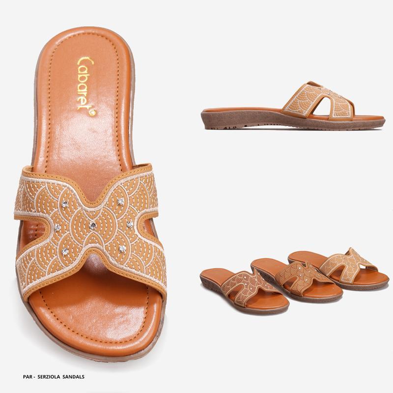 Harga Termurah Own Works Open Toe T Strap Block Mid Heel Sandals Source · Serziola Diamond
