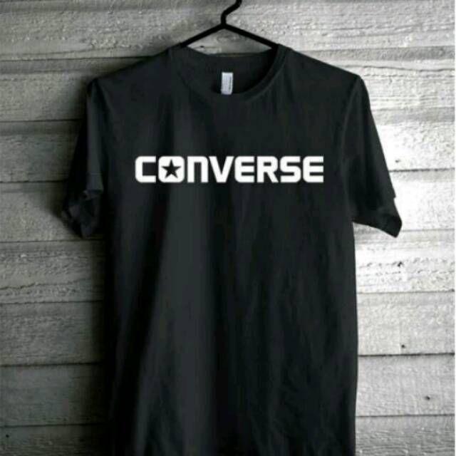 Baju kaos distro Converse grosir murah dan berkualitas
