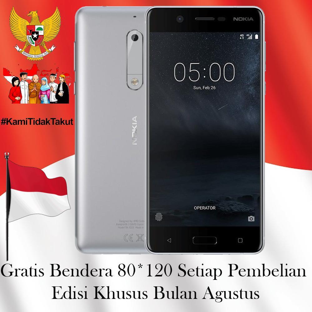 Beli Softcase Nokia 215 Store Marwanto606 5 3gb 16gb Ram Hitam Android 52