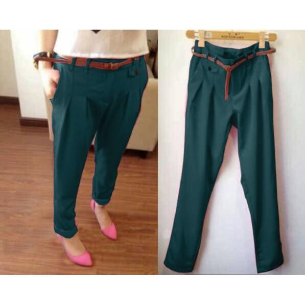 Dijual Pants Tosca SW  Celana Wanita Twiscone Tosca Berkualitas