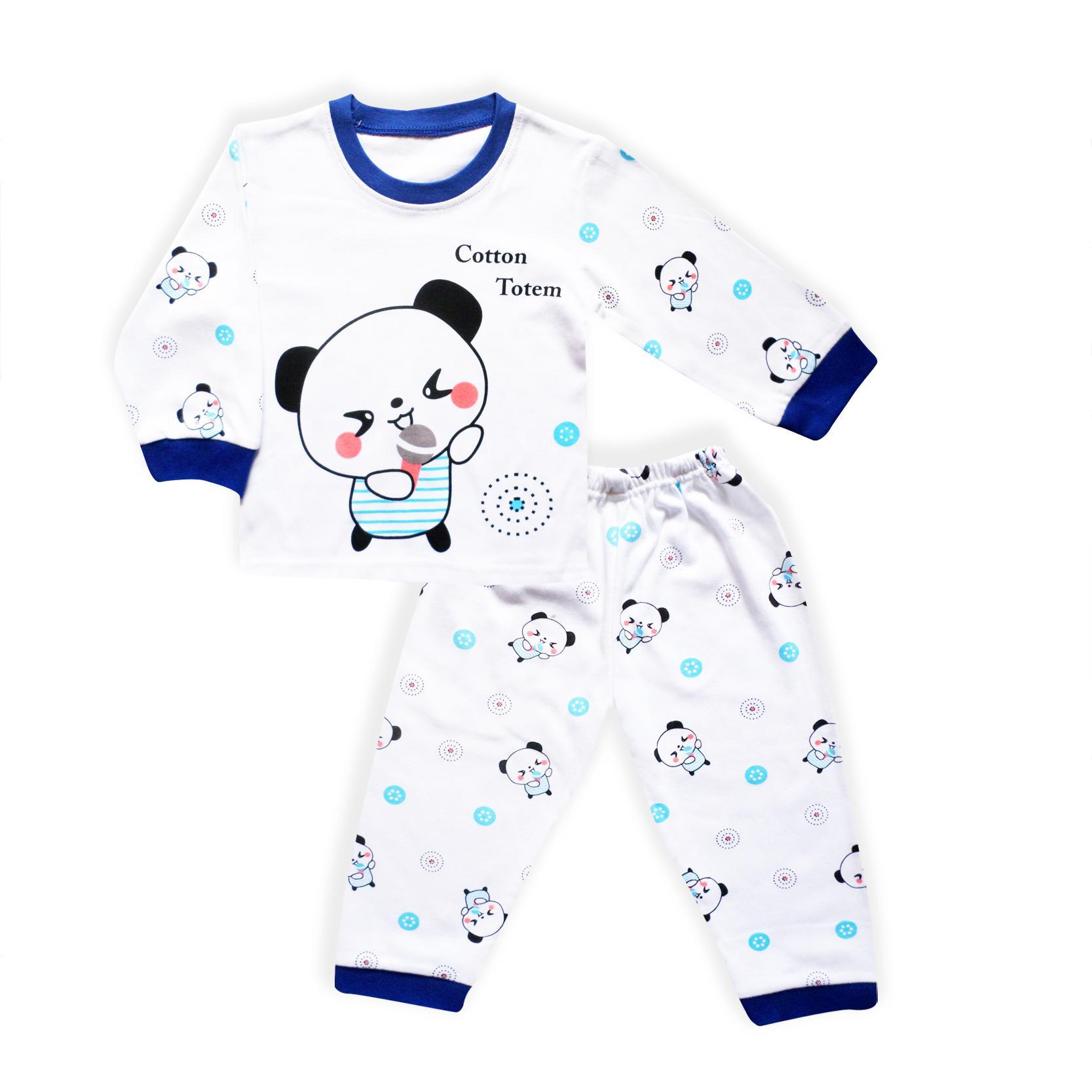 Jual Set Baju Tidur Bayi Newborn Harga Rp 40000 Setelan Pendek Oblong Sml Velvet Junior Animal Piyama Skabe Baby Putih Pakaian Anak Laki Tangan Panjang Kaos 2640