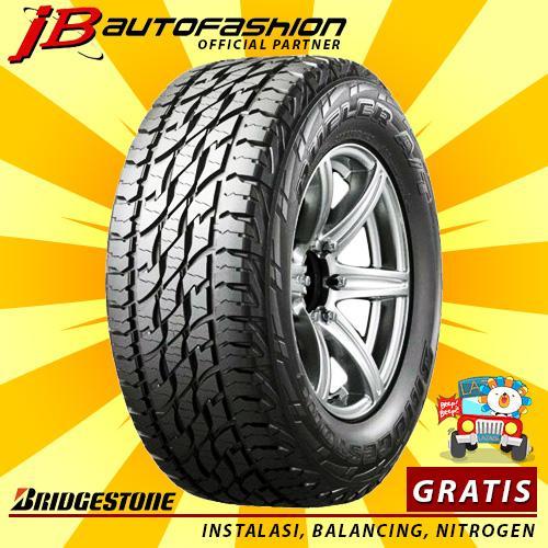 Bridgestone Dueler 697 AT Ban Mobil 285/75 R16 - GRATIS INSTALASI