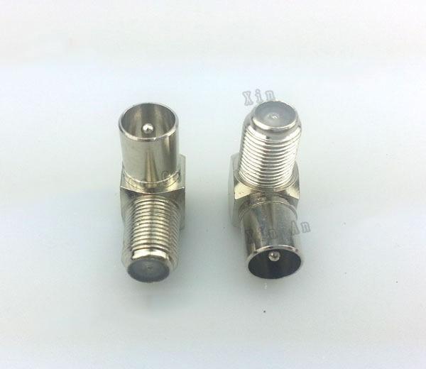 Made China Konektor/Jack Antena TV Besi Model L
