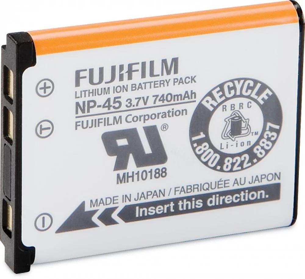 Baterai Fuji NP-45 Untuk Fujifilm Serie J, Z, Finepix & Instax Mini
