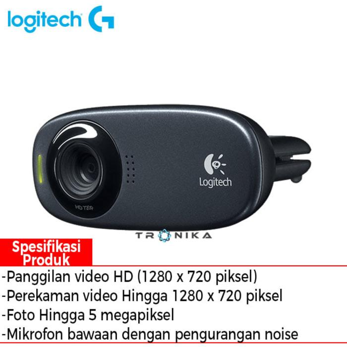 Original Logitech HD Webcam C310