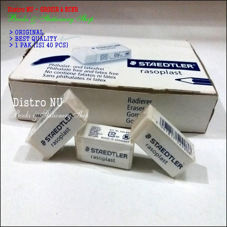 Jual Produk Staedtler Online Terbaru Di Penghapus Ori 1 Pak Staedler Isi 40 Pcs Putih Kecil Super Quality Eraser