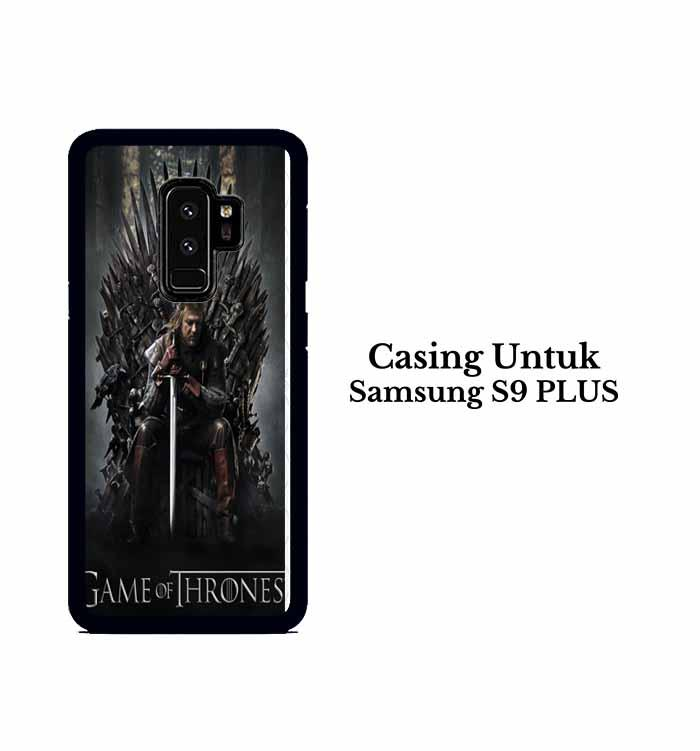 Casing Samsung S9 Plus game of thrones inspired Custom Hard Case Cover