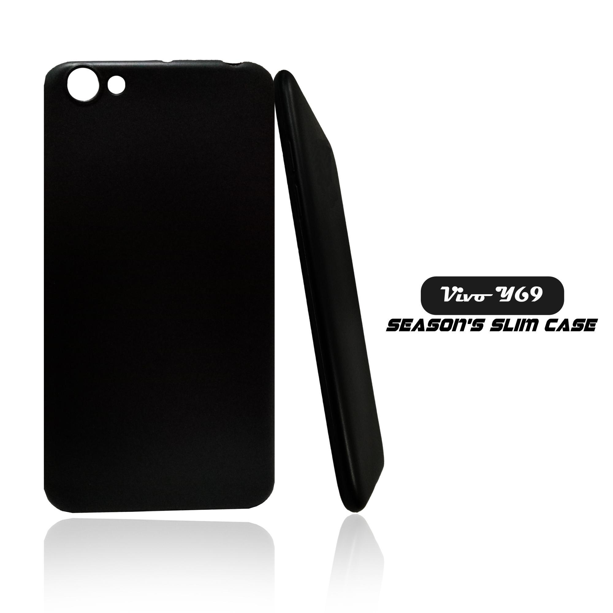 Season's Slim Black Case For Oppo A37 Softcase Baby SkinIDR3699. Rp 3.699