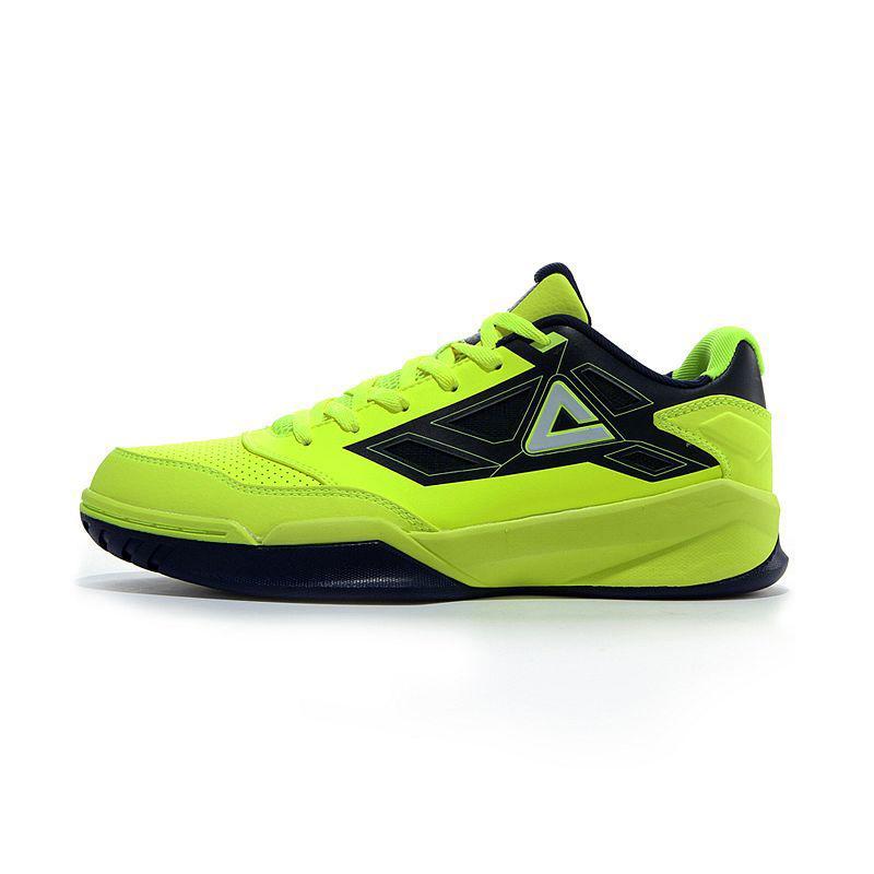 Peak sepatu basket rendah tahan banting Kulit Olah Raga Sepatu sepatu pria  2018 musim gugur dan db9cc58515