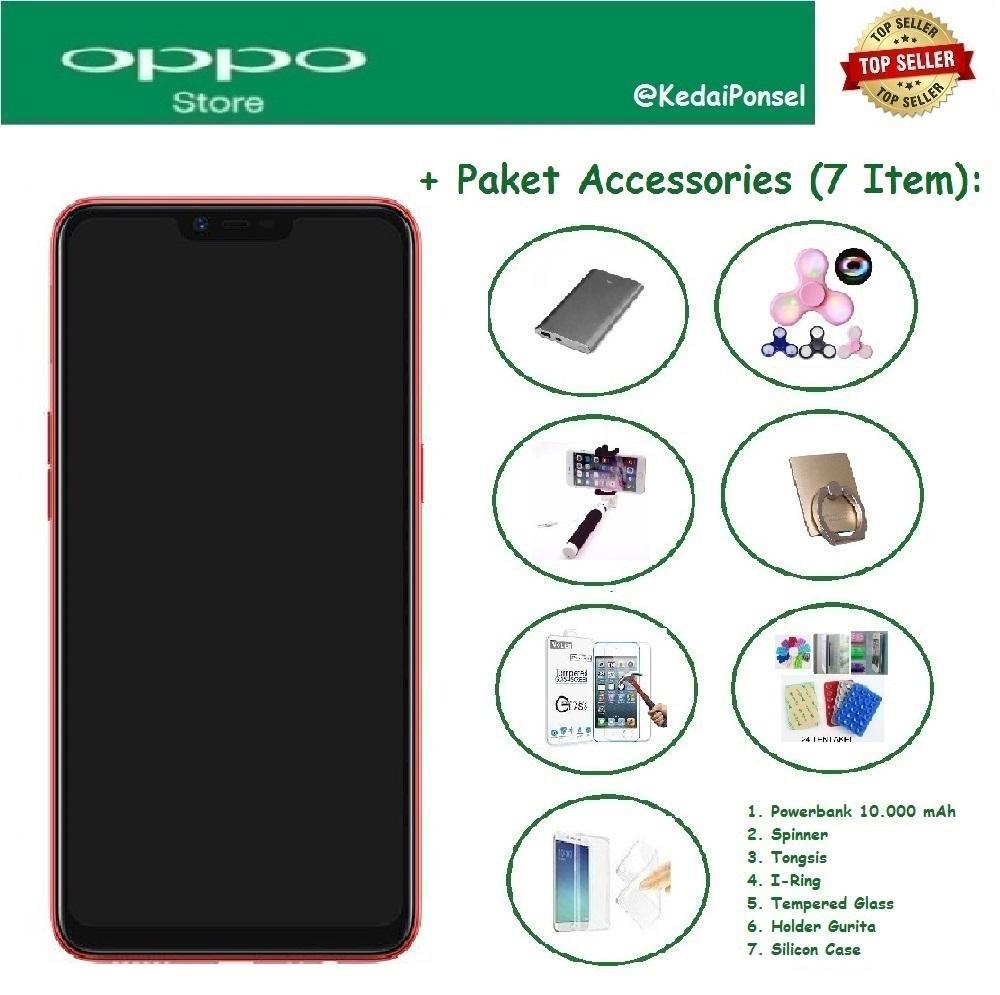 OPPO A3S  2 16GB  + Paket 7 Item Accessories – Cicilan Tanpa Kartu Kredit 7b3b58ca07
