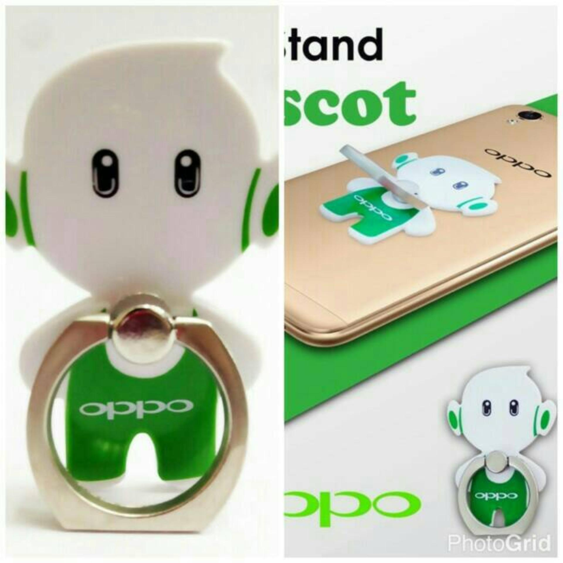 Ring stand maskot OPPO