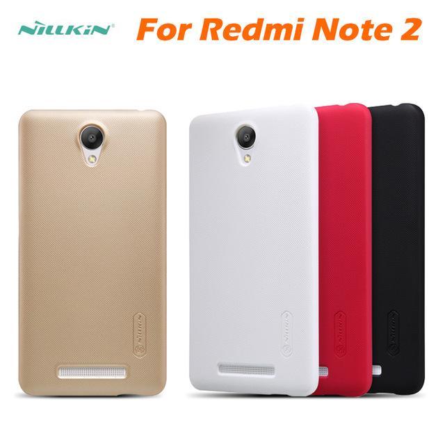 Nillkin Frosted Shield Hardcase Xiaomi Redmi Note 2-Random Color