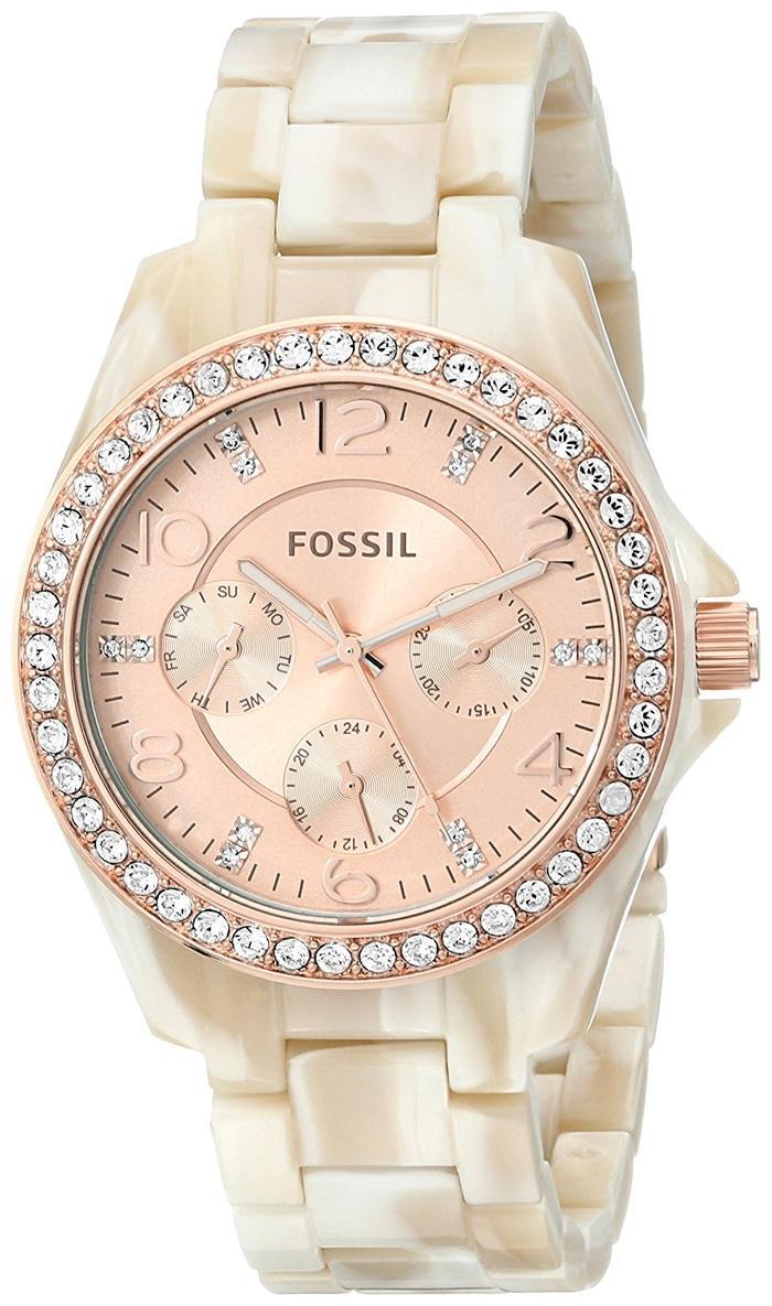 Silver Dial Women Multifunction Watch Es 3889 Daftar Source Fossil ES3202 . Source .