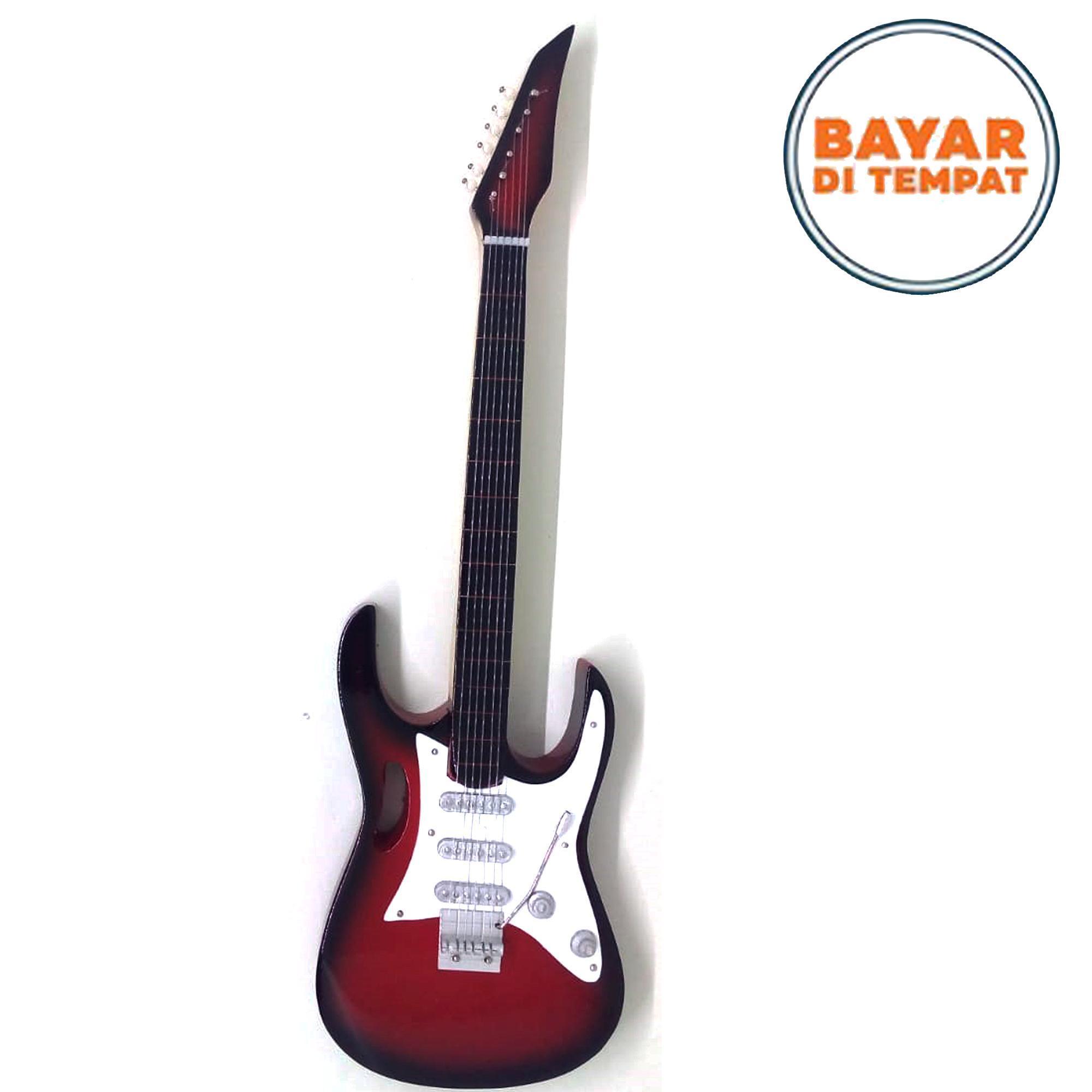 Miniatur Gitar Akusitk Klasik