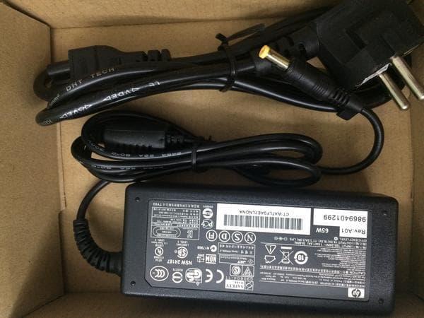 Hot Item!! Adaptor Laptop Hp / Compag 18.5V 3.5A Kw Oem -