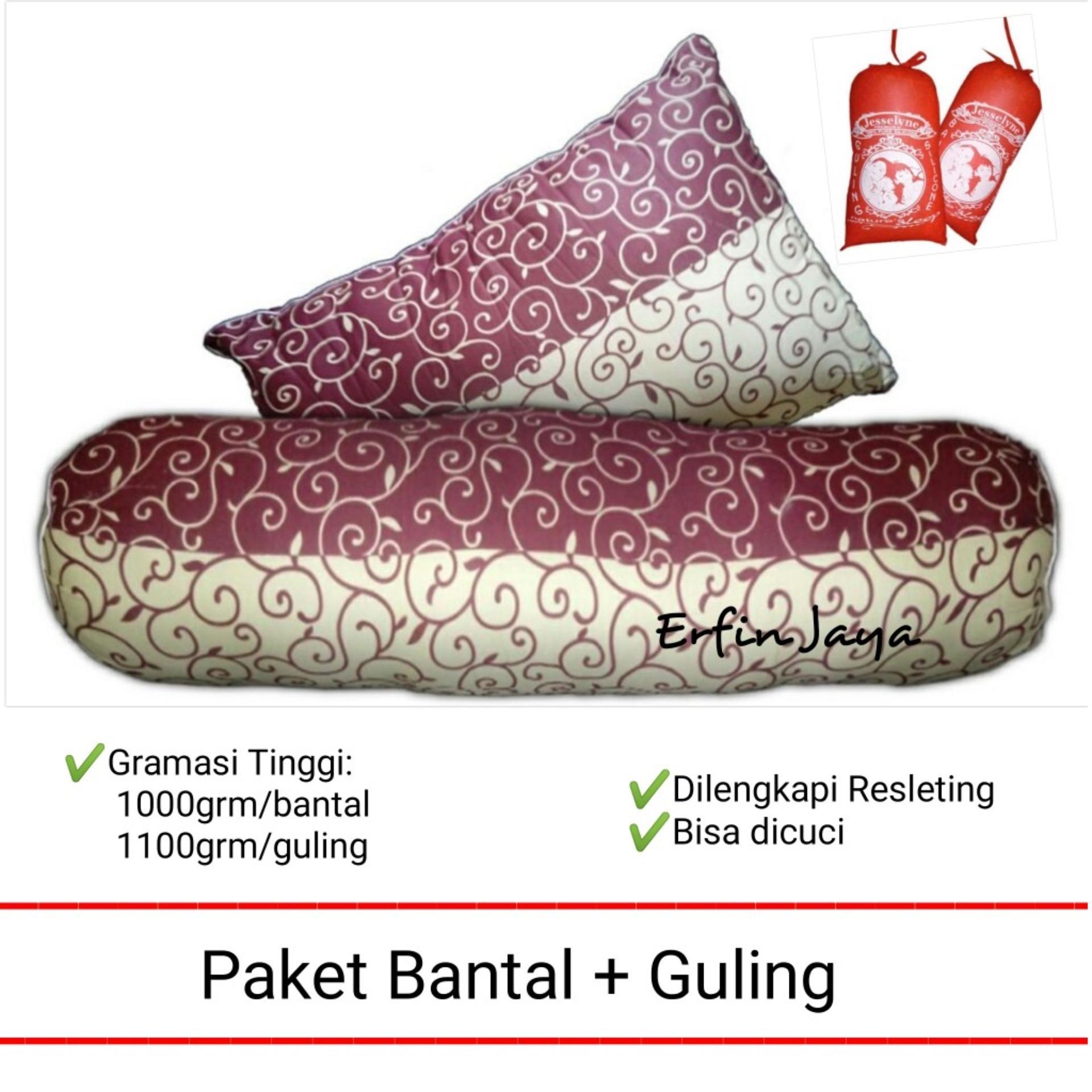 Buy Sell Cheapest Bantal Guling Hotel Best Quality Product Deals Dacron Ampamp Yuki Springbed Sepasang Tidur Jesselyn Premium Standart Original Multiwarna