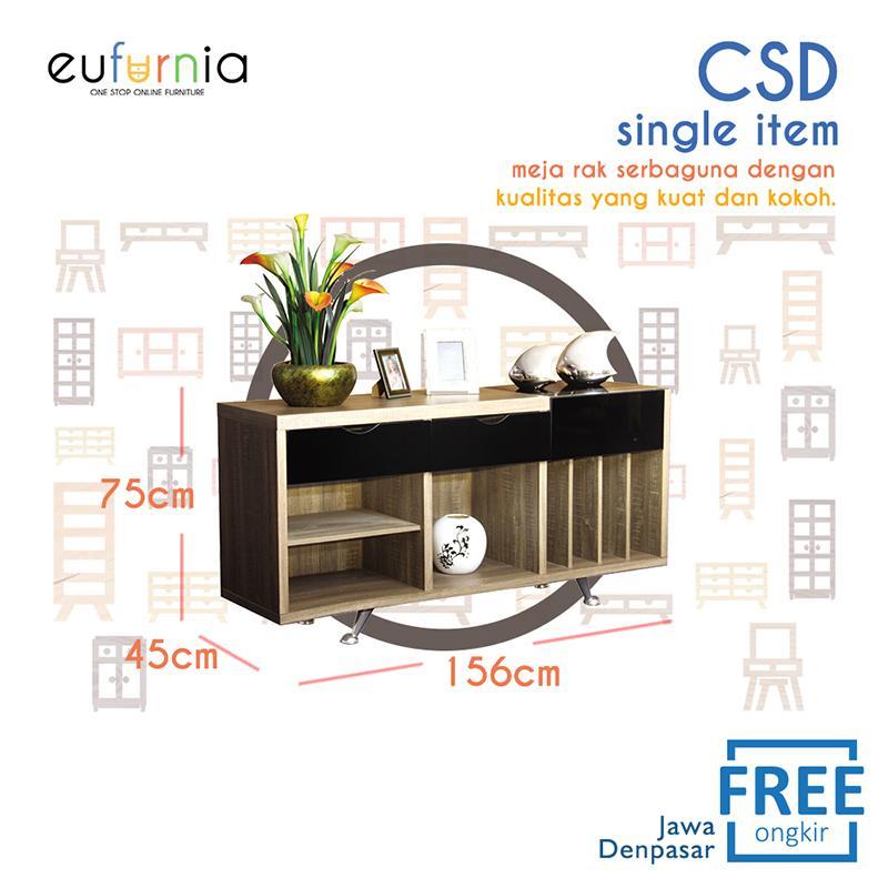 Eufurnia Olympic Chest Drawer / Rak Tempat Penyimpanan / CSD 0111292