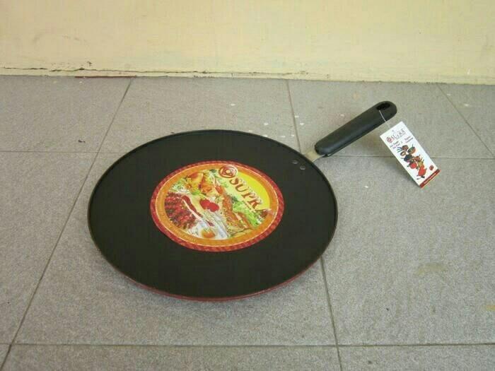 SUPRA ROUND GRILL PAN 30CM TEFLON