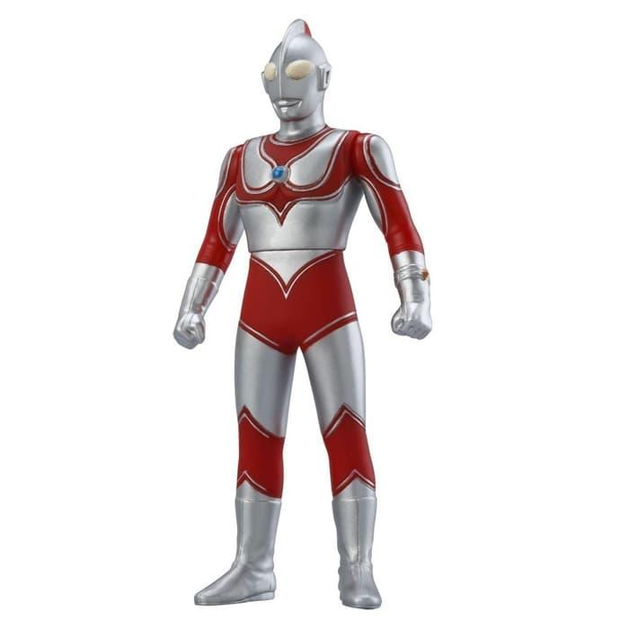 Hot Item!! Bandai Ultra Hero 500 Series 04 Ultraman Jack - ready stock