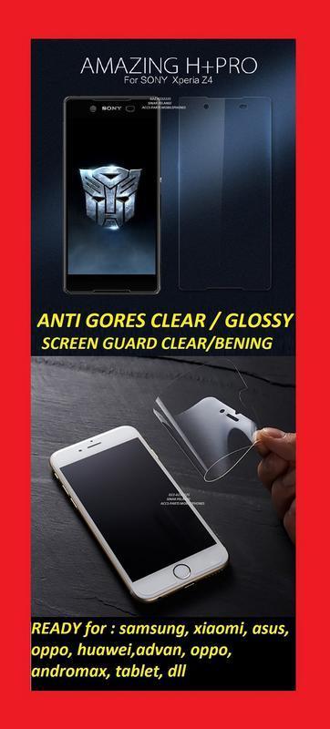 ANTI GORES CLEAR SAMSUNG S5280 GALAXY STAR  S5282 SCREEN GUARD SCREEN PROTECTOR BENING GLOSSY TRANSPARANT PELINDUNG LAYAR 575