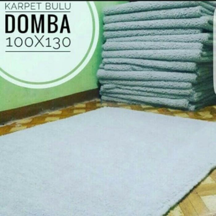 Karpet bulu domba I karpet tebal karpet murah