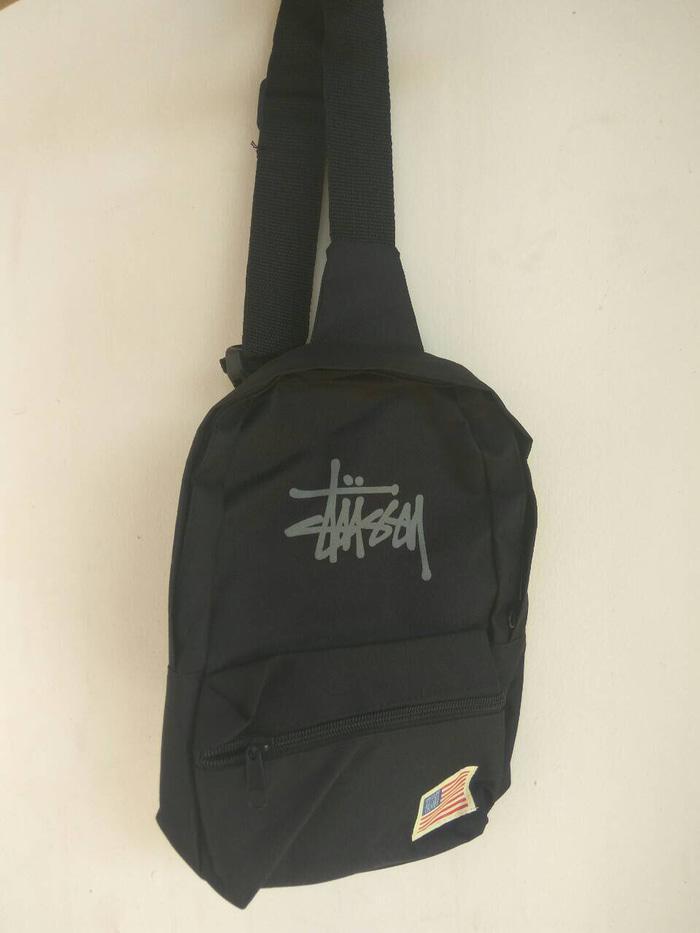 HOT PROMO!!! Stussy Shoulderbag Troops - Y7UJlA