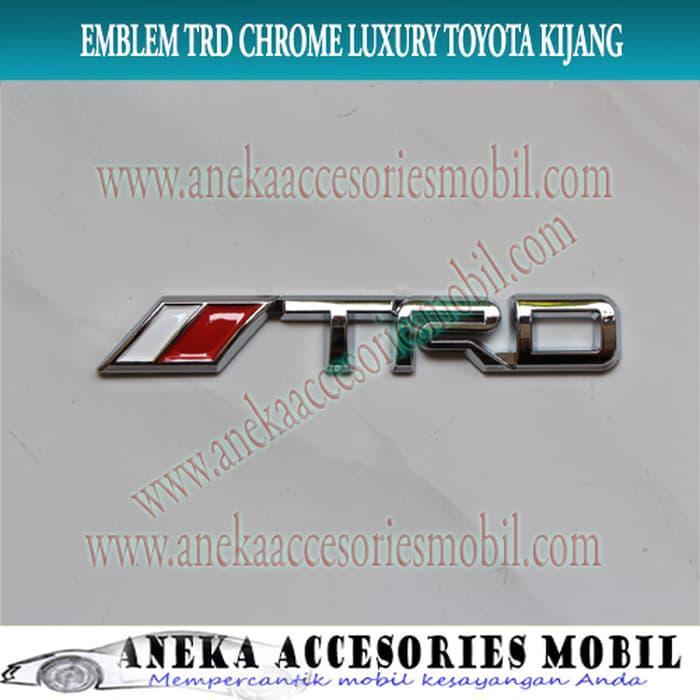Hybrid Sinergy Mobil Avanza Agya Rush Sienta Calya Kijang Innova Metal Sticker Stiker .