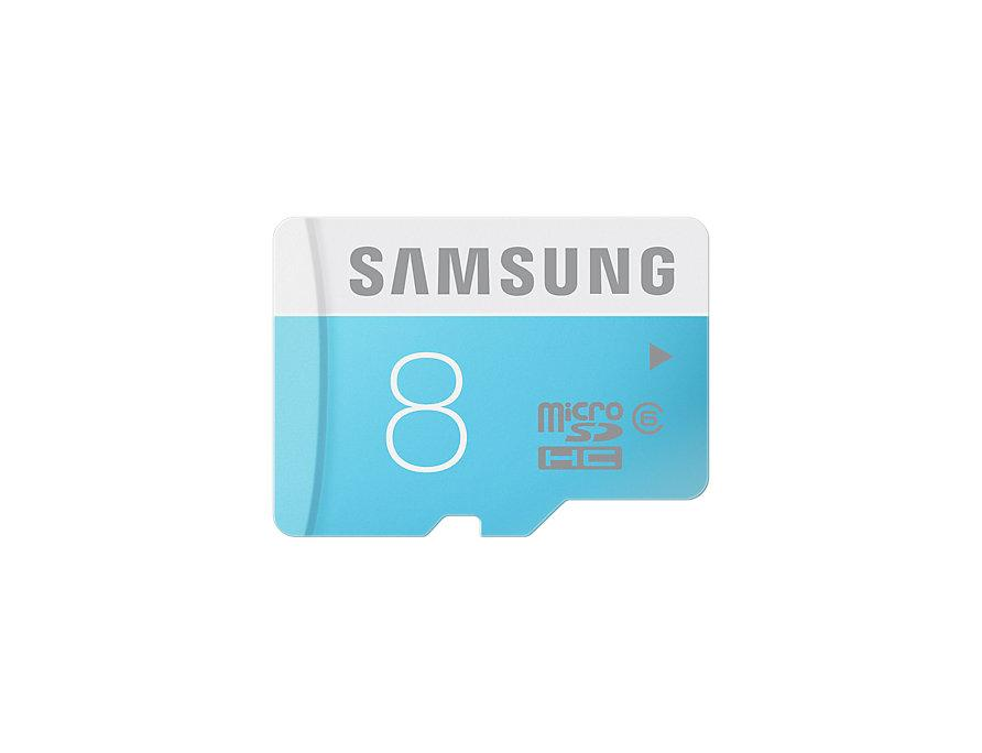 memory card samsung Micro SD Class 10 Micro SHDC 8GB