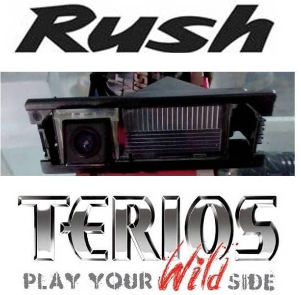 RUSH / TERIOS OEM - Kamera parkir CCD / CCD Back camera Terlaris di Lazada