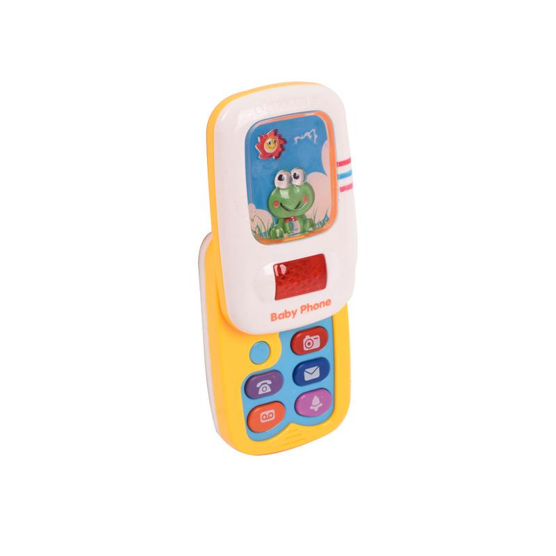 Bb Mart Music Mobile Phone Cy1013-2 - Mainan Anak By Bb Mart.