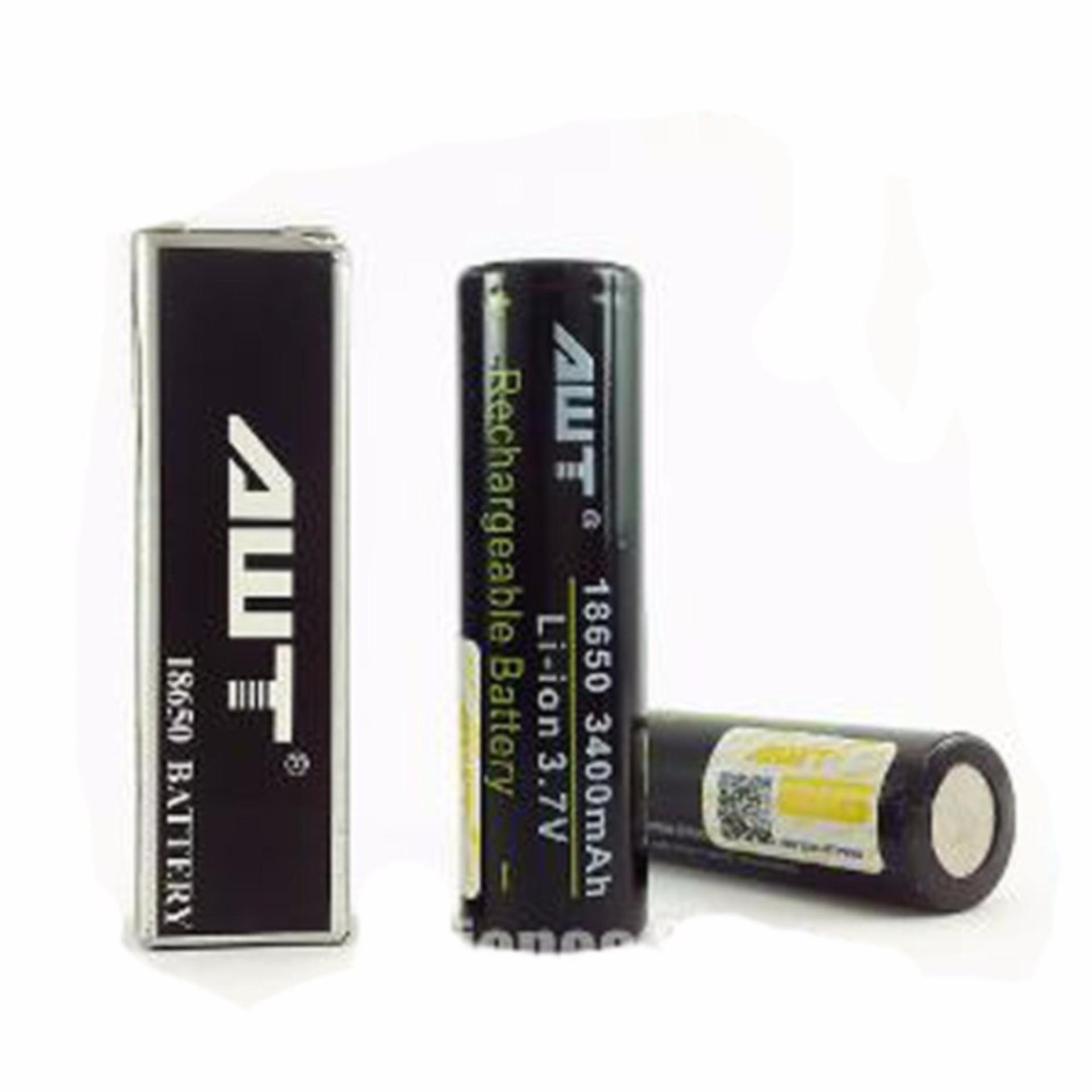 Aneka Baterai Aksesoris Batre Cas Energizer Recharge Maxi Aa A2 2pc Awt 18650 37v 3400mah Original Hitam