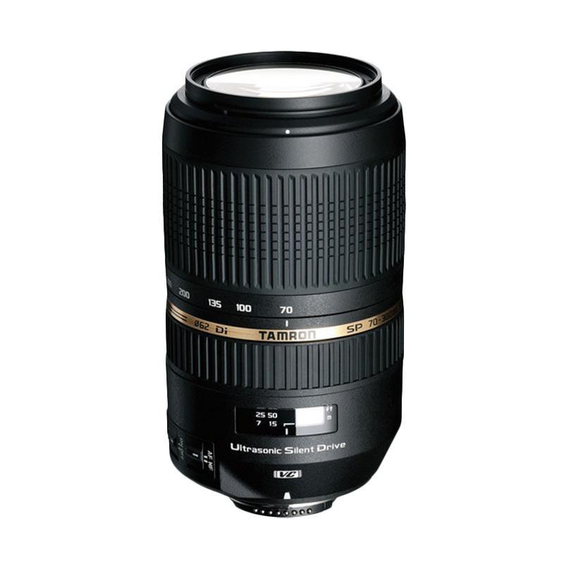 Tamron Lens SP 70-300mm Di VC USD f/4-5.6 Lensa for Nikon
