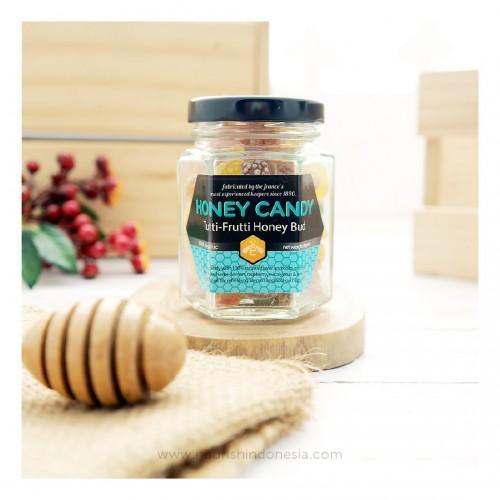 Earth Living, Honey Candy Tutti-Frutti Honey Bud (80g)