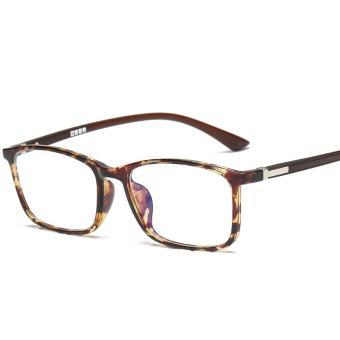 Harga preferensial Anti Radiasi kacamata pria tidak berderajat permukaan  rata perempuan Gaya Korea pasang HP Komputer 53b3030e9a