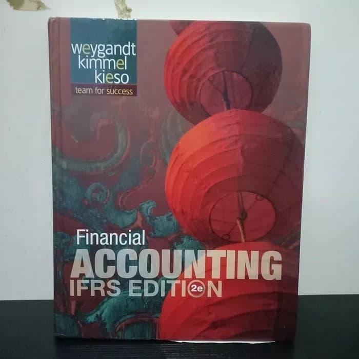 SALE - Financial accounting ifrs edition 2e Weygandt kimmel kieso