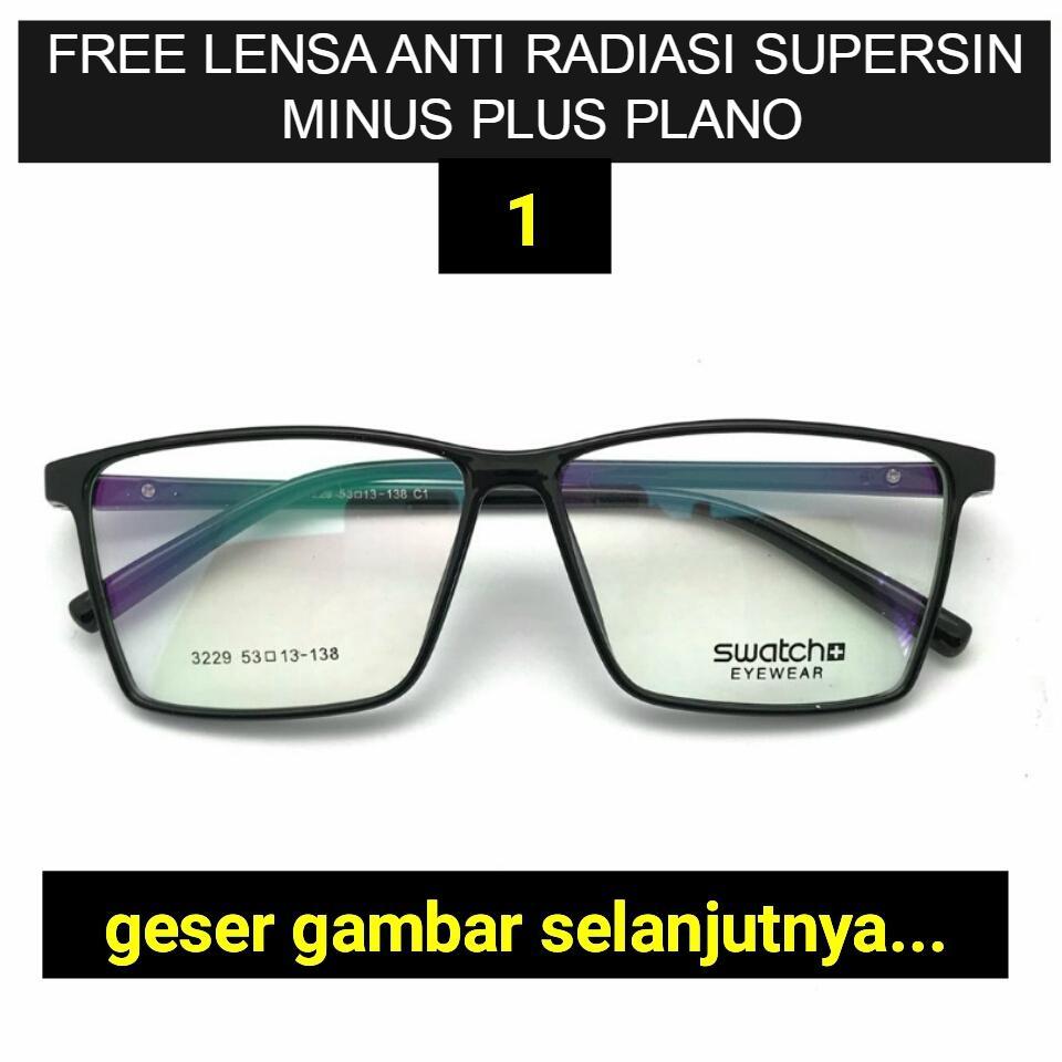 Frame Kacamata Joy 3299 kacamata baca kacamata bulat kacamata minus / plus /cylinder kacamata anti radiasi