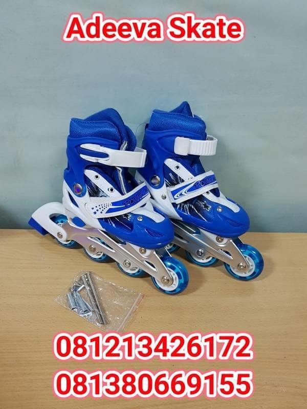 HARGA PROMO!!! Sepatu Roda Fullset bisa Kirim Jne   Untuk Hadiah - hryt4E 48443b70a3