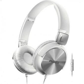 Price Checker Philips SHL3065 Headphone with mic Earphone Headset DJ Style pencari harga - Hanya Rp296