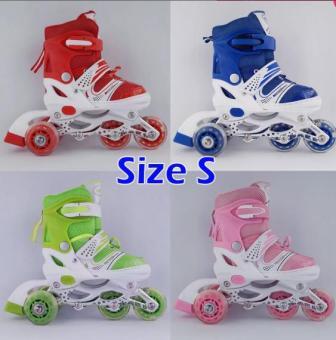 Harga Penawaran Sepatu Roda BAJAJ Power Line   Inline Skate Anak Dan Dewasa  discount - Hanya 37e5fdbd97