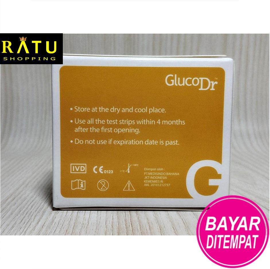 Gluco Dr Biosensor Agm2100 Alat Cek Glukosa Gula Darah Putih Strip Glucodr Supersensor Agm 2200 Khusus Promo Glucose