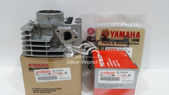 Blok Seher, Piston Kit, Paking blok,Head Vega ZR, Jupiter Z New