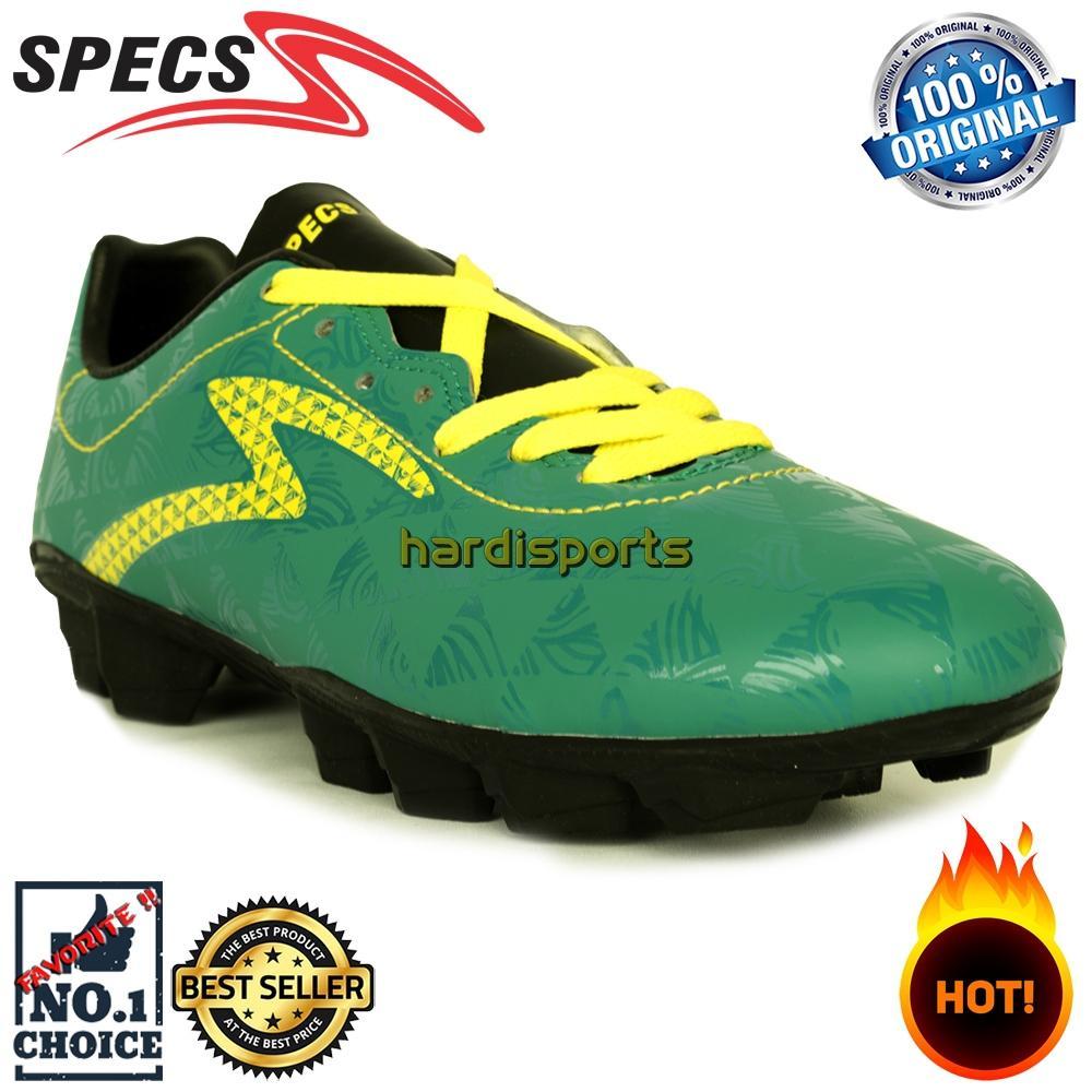 Sepatu Sepakbola Pria Specs Quark FG 100805 - Tosca Slime